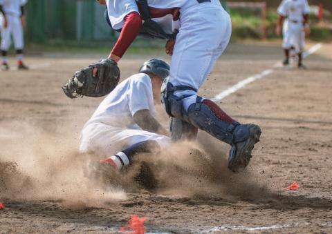 野球肩料金表画像